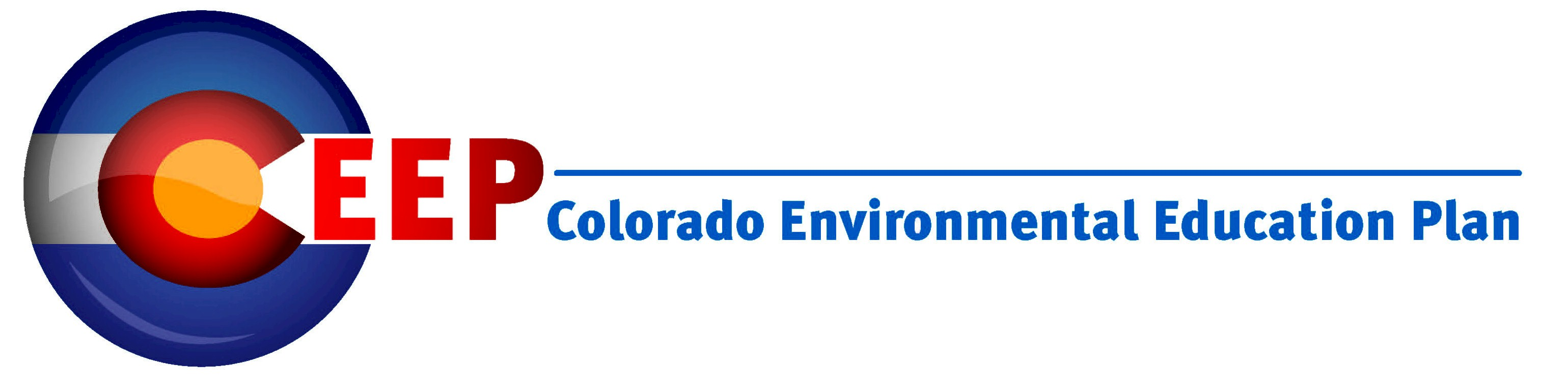 Colorado Environmental Education Plan or CEEP logo