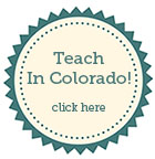 Educator Licensing Teach in CO icon