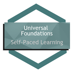 Preschool Professional Learning Universal Foundations icon