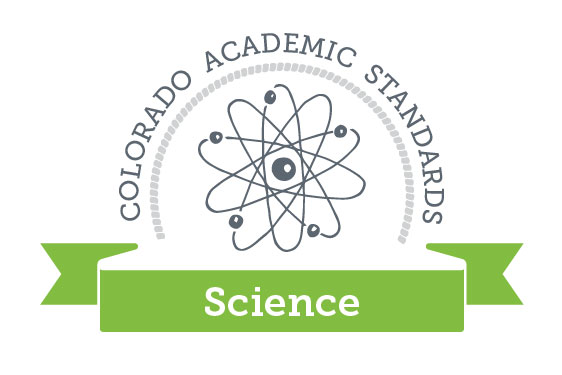 Colorado Academic Standards Science Graphic