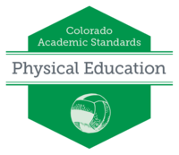 content area icon for physical education