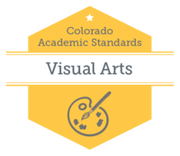 content area icon for visual arts