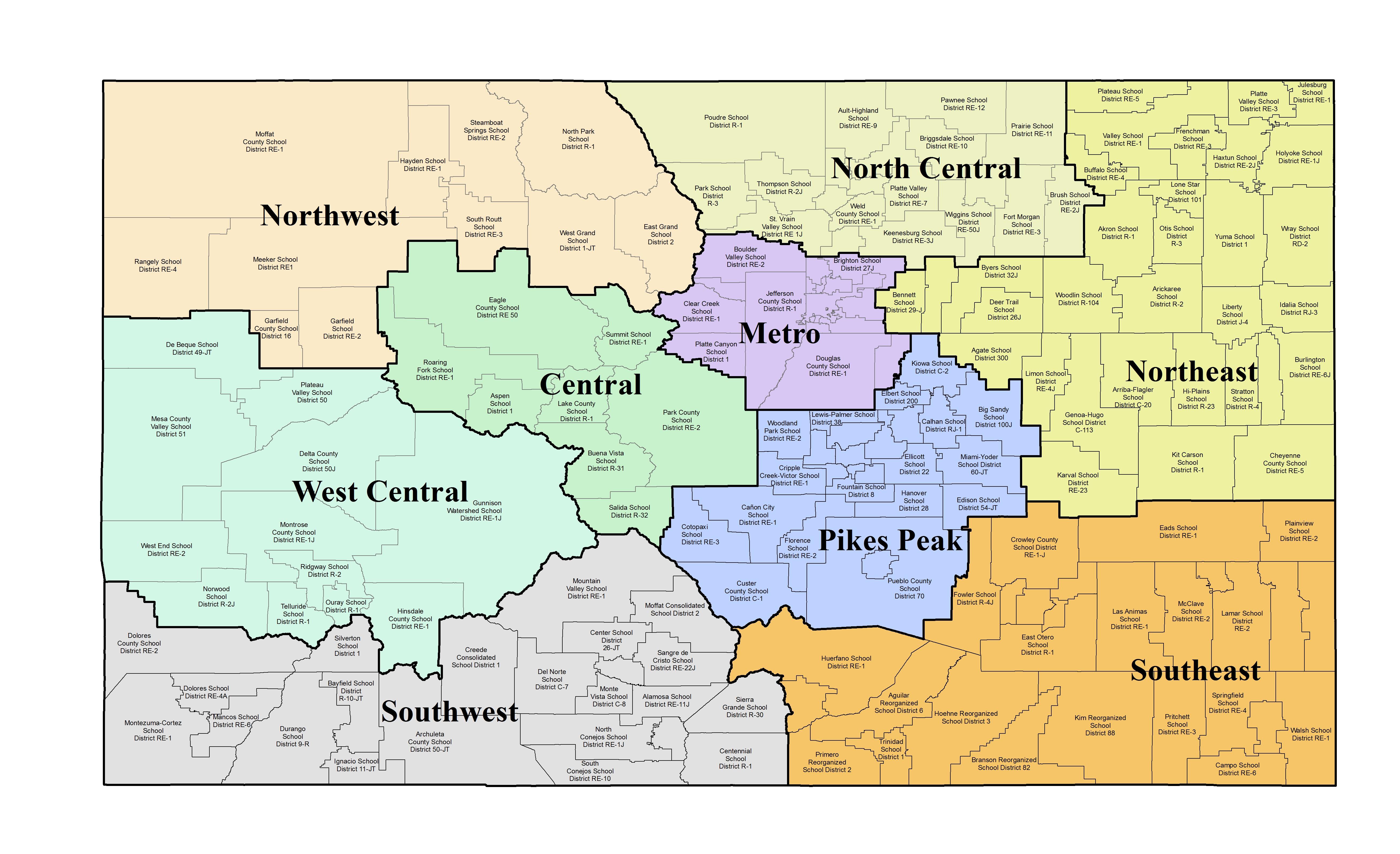 Transportation Advisory Council Full Size Map